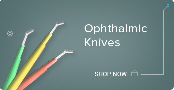 Ophthalmic MicroSurgical Knives
